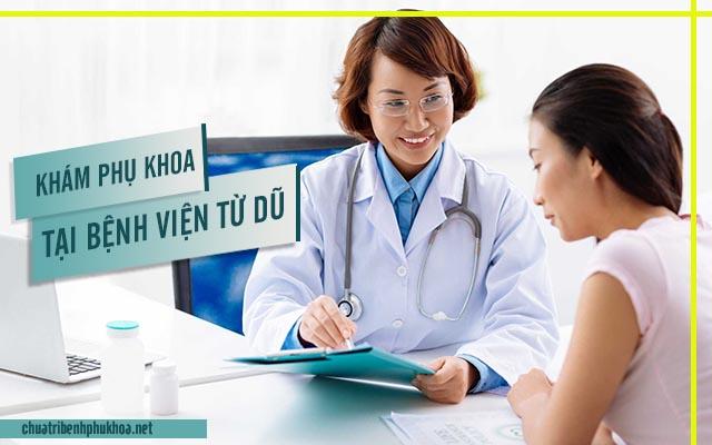 Quy trình khám bệnh phụ khoa ở bệnh viện Từ Dũ