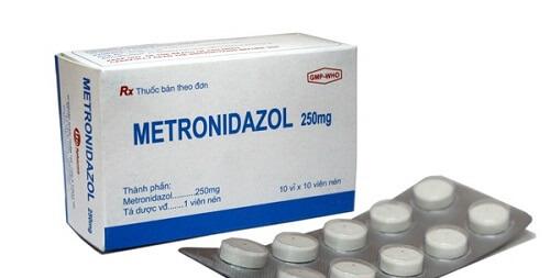 Thuốc trị viêm âm đạo