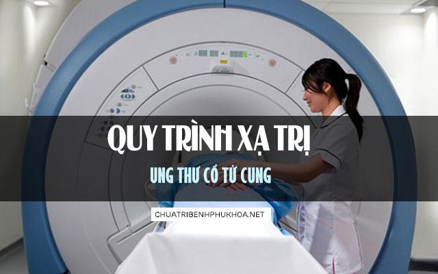 xạ trị ung thư cổ tử cung1