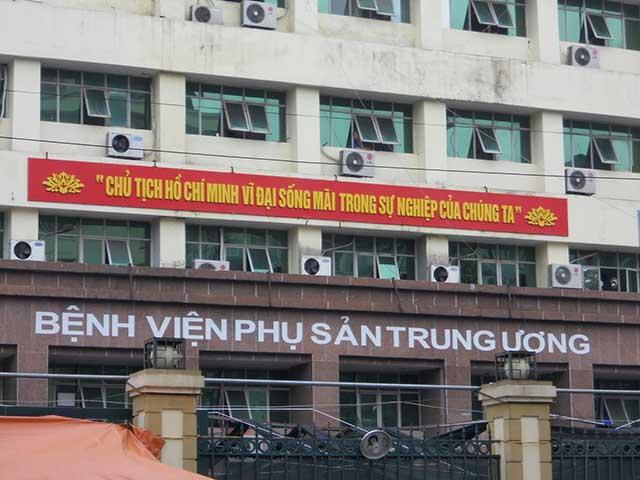 Bệnh viện phụ sản Trung ương là địa chỉ khám phụ khoa chất lượng tại Hà Nội