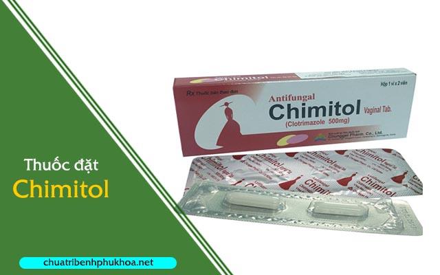 Sử dụng thuốc đặt để điều trị ngứa vùng kín