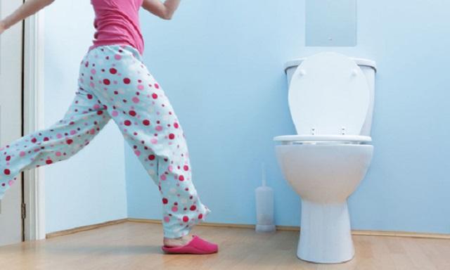 Viêm cổ tử cung gây rối loạn bài tiết nước tiểu