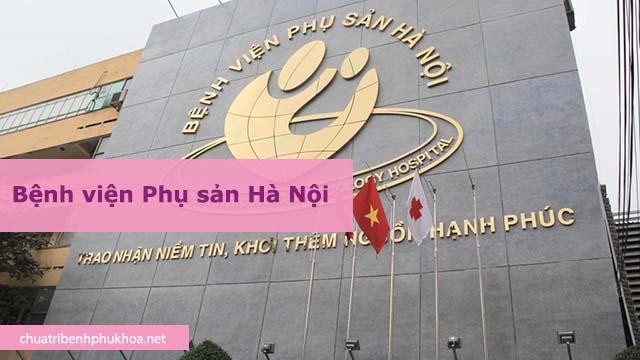 Bệnh viện Phụ sản Hà Nội là địa chỉ an toàn cho việc khám chữa bệnh phụ khoa cho bé gái