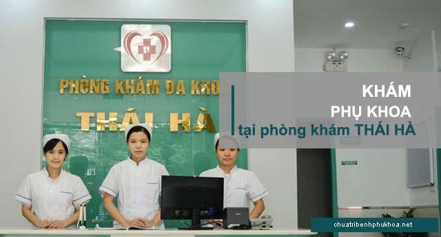 Khám phụ khoa cho người chưa lập gia đình tại phòng khám Thái Hà