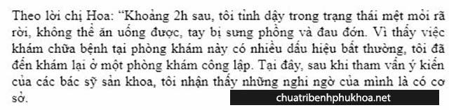Đánh giá về phòng khám đa khoa Thái Hà trên mạng xã hội