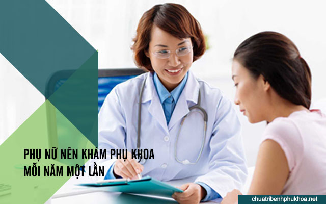 lưu ý khi khám phụ khoa