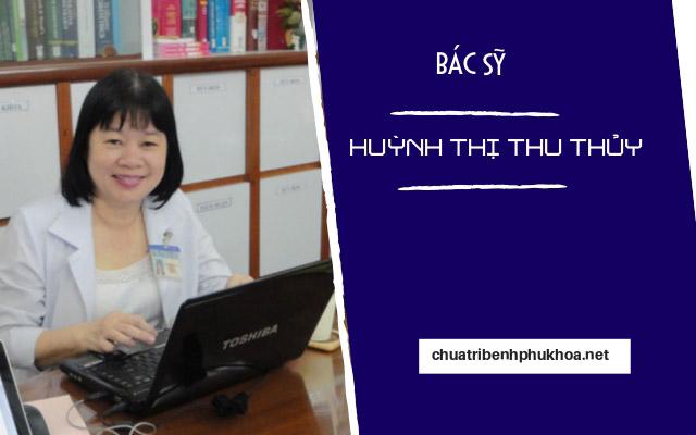 Bác sỹ Huỳnh Thị Thu Thủy
