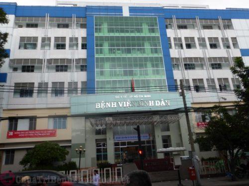Khám viêm niệu đạo ở bệnh viện Bình Dân