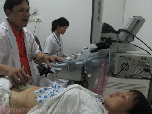 Bác sỹ điều trị u xơ tử cung