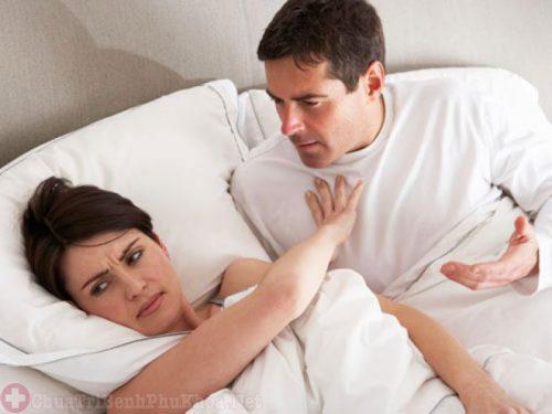 Kiêng quan hệ tình dục: sau khi mổ u xơ tử cung