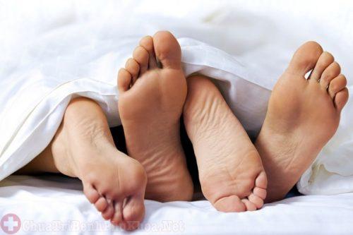 Quan hệ tình dục không an toàn dẫn đến bệnh u xơ cổ tử cung