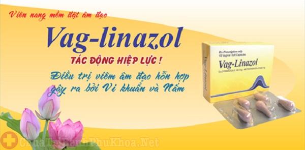 Thuốc đặt phụ khoa Vag Linazol mua ở đâu, giá bao nhiêu?