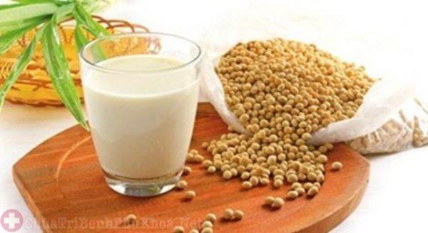 U xơ tử cung có nên uống sữa đậu nành không