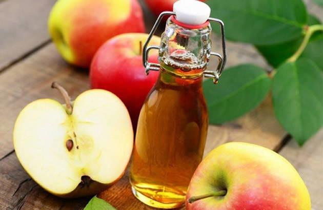 Cách trị bệnh huyết trắng tại nhà bằng dấm táo