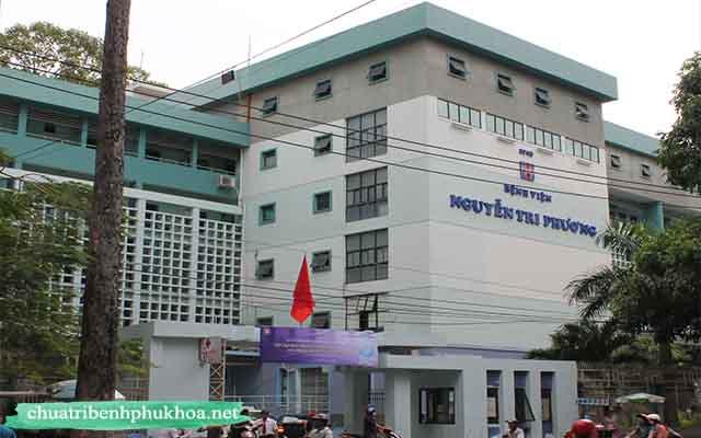 Khám u xơ tử cung ở Bv Nguyễn Tri Phương Sài Gòn