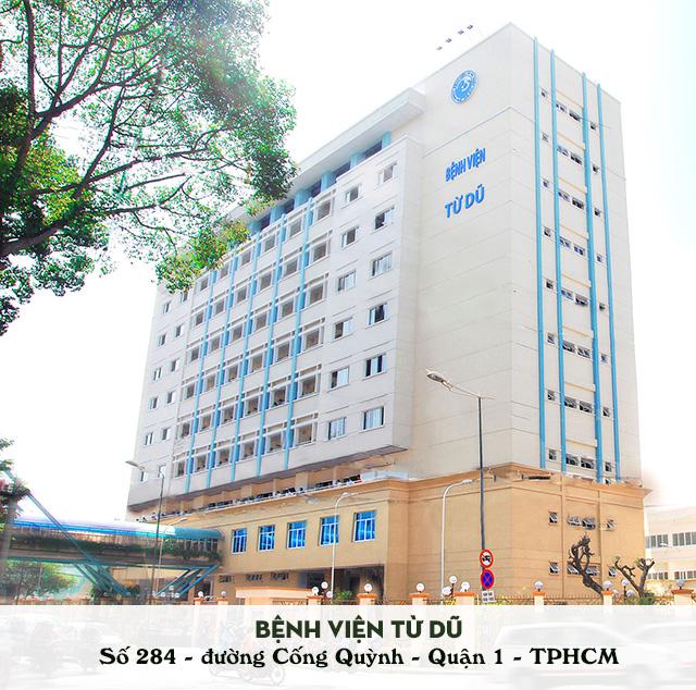 Khám viêm âm đạo ở bệnh viện Từ Dũ
