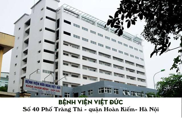 Khám viêm âm đạo ở bệnh viện Việt Đức