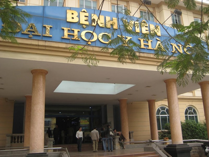 Khám viêm âm đạo tại bệnh viện Đại Học Y Hà Nội