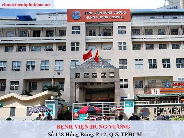 Khám viêm cổ tử cung tại bệnh viện Hùng Vương