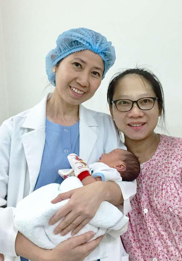 Bác sĩ Vương Thị Ngọc Lan là một trong những bác sĩ khám viêm cổ tử cung giỏi