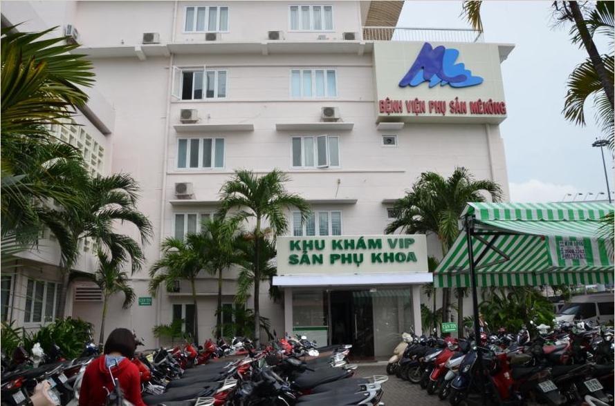 Bệnh viện phụ sản MêKông là bệnh viện mổ u xơ tử cung tốt nhất hiện nay