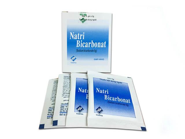Cách chữa nấm phụ khoa bằng thuốc muối Natri Bicarbonat