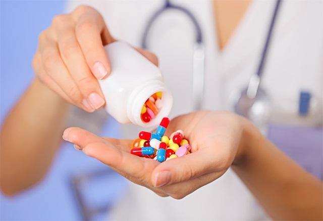 Bệnh u xơ cổ tử cung uống thuốc gì
