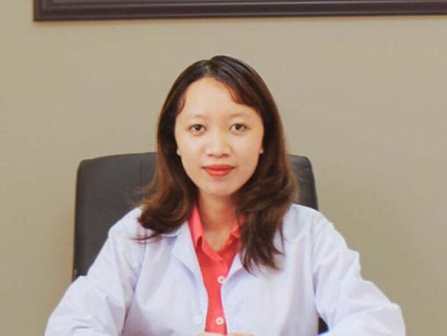 Bác sĩ Đặng Thị Mỹ Duyên - Chuyên gia phụ khoa tại nhà thuốc Đỗ Minh Đường cơ sở Hồ Chí Minh