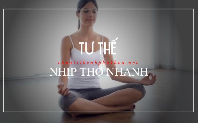 yoga chữa lạc nội mạc tử cung8