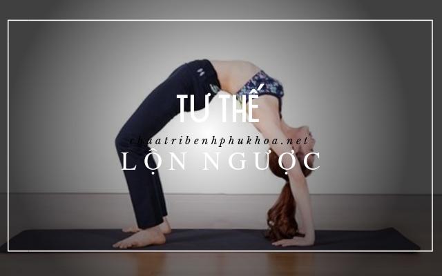 yoga chữa lạc nội mạc tử cung3