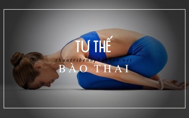 yoga chữa lạc nội mạc tử cung5