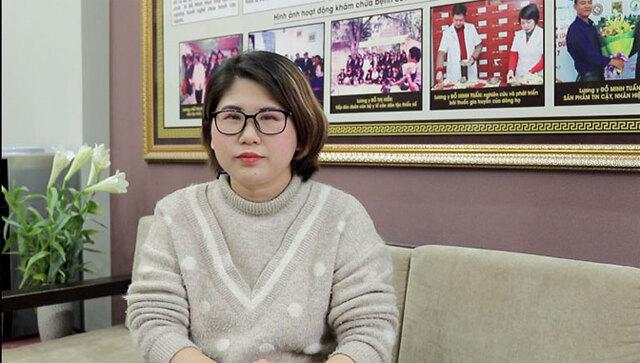Chị Thanh tin tưởng điều trị viêm lộ tuyến tại nhà thuốc Đỗ Minh Đường và nhận cái kết viên mãn