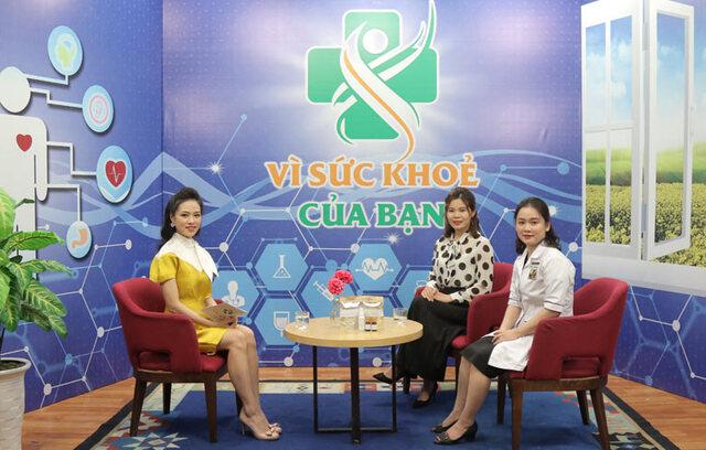 BS Ngô Thị Hằng tư vấn hướng điều trị bệnh phụ khoa toàn diện cho chị em trên sóng đài PTTH Hà Nội
