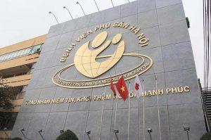 Bệnh viện phụ sản Hà Nội có đội ngũ chuyên gia giỏi
