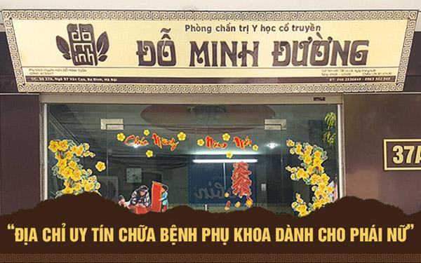 Nhà thuốc Nam Đỗ Minh Đường gần 150 năm tuổi