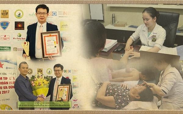 Nhà thuốc Đỗ Minh Đường với đội ngũ y bác sĩ vừa hồng vừa chuyên
