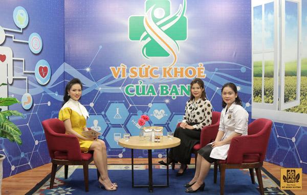 """Nhà thuốc Đỗ Minh Đường đồng hành cùng đài H1 trong chương trình """"Vì sức khỏe của bạn"""""""